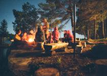 Cosa mangiare in campeggio